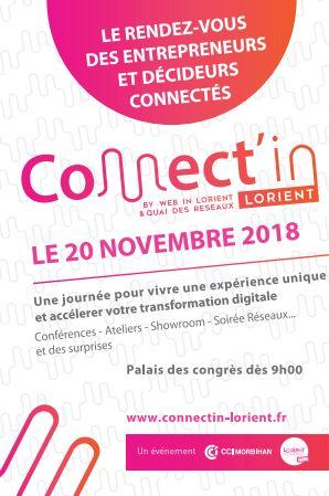 Show on connect 39 in lorient d voile son programme chambre de commerce et d 39 industrie du - Chambre de commerce morbihan ...