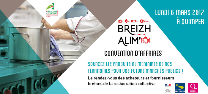Breizh Alim' agriculture agroalimentaire
