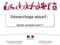 Guide démarchage abusif