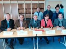 Signature Charte Reprise d'entreprise