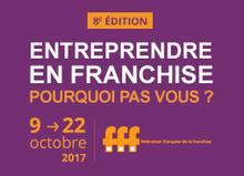 Entreprendre en Franchise 2017