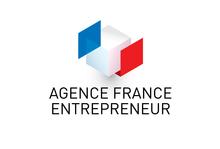 Logo Agence France Entrepreneur