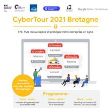 Cyber Tour 2021 Bretagne