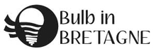 Logo bulb in bretagne