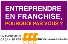 Logo Entreprendre en Franchise