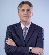Pierre Montel, président CCI Morbihan