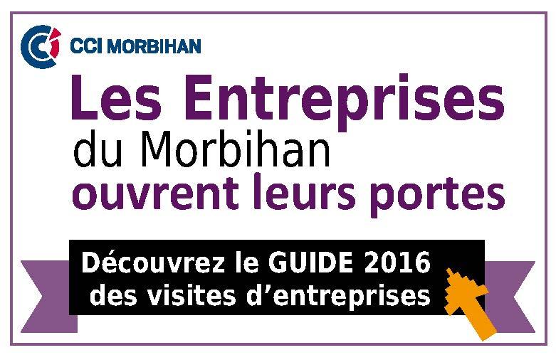 Entreprise ouverte la visite chambre de commerce et d for Chambre de commerce du morbihan